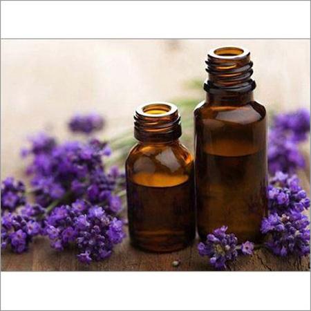 淡紫色精油