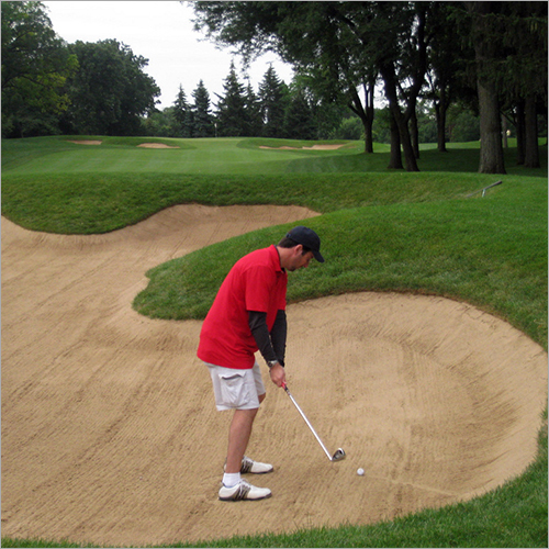 Golf Ground Sand