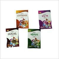 Pouch Dhoop (Chandan, Gugal, Mogra, Rose)