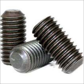 Flat Point Grub Screw