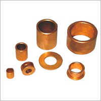 Sintered Self Lubricated Bushes