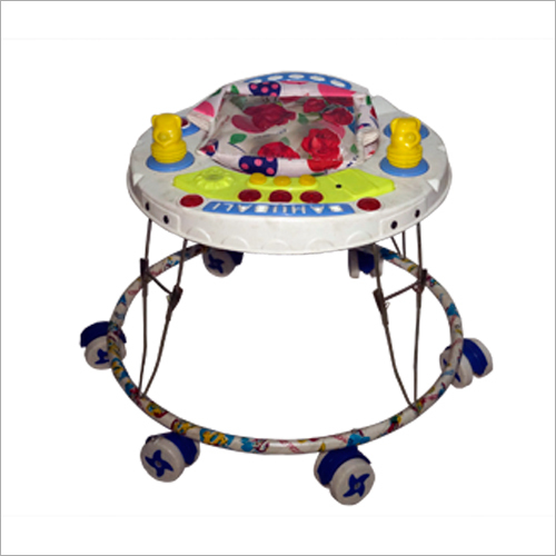 Decorative Musical Baby Walker