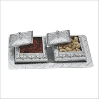 Silver Handi Multi Purpose Box