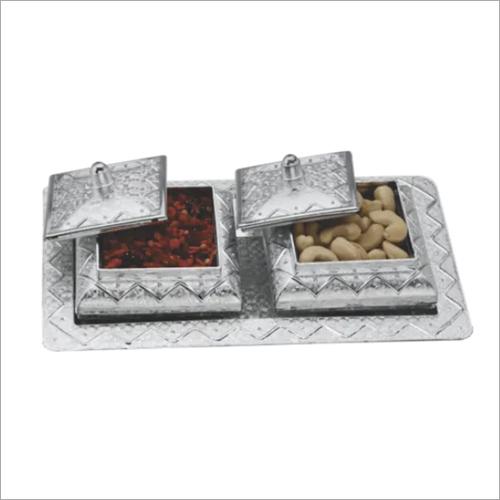 Silver Handi Multi Purpose Box
