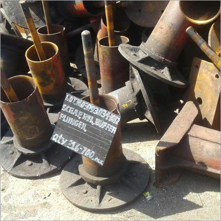 Railways Axles Shaft Scrap