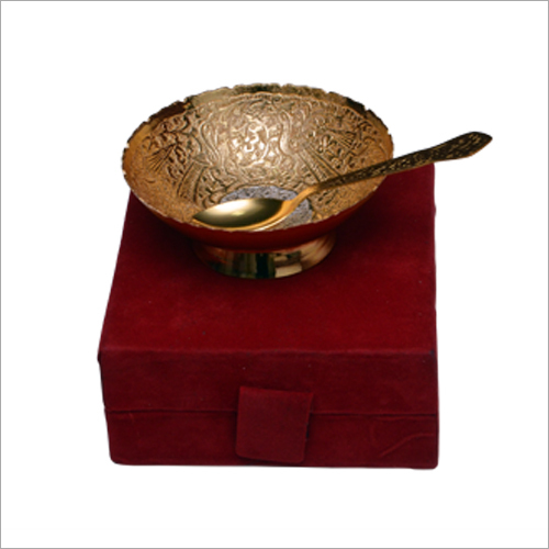 Brass Bowl Set
