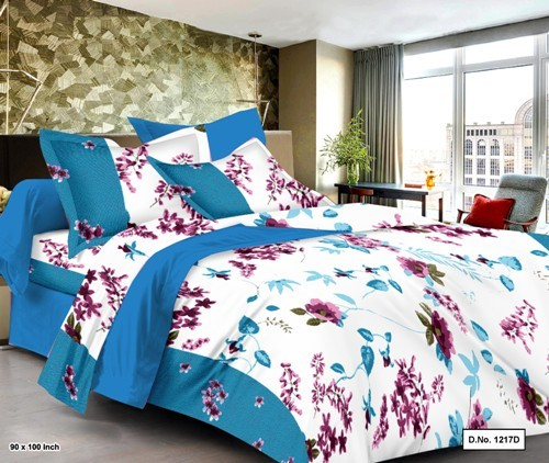 Embroided Bedsheet