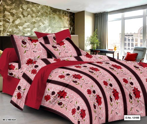 Embroided Bedsheets