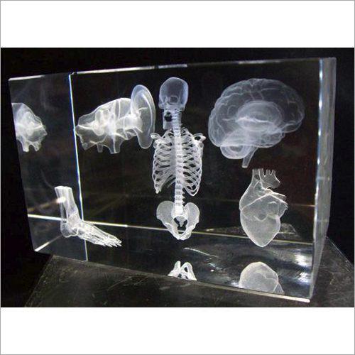 3D Crystal Anatomy