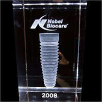 3D Dental Tool Engraved Gift