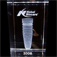 3d Dental Tool Engraved Gift