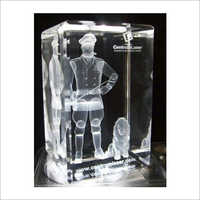 3D Memorial Crystal Monuments