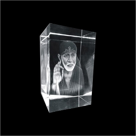 3D Crystal Religious Gift