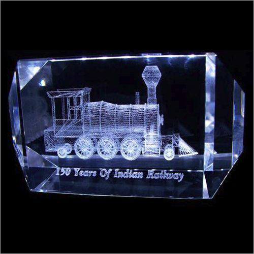 3D Crystal Transportation Gifts