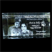 Crystal Personalized Couple Gifts