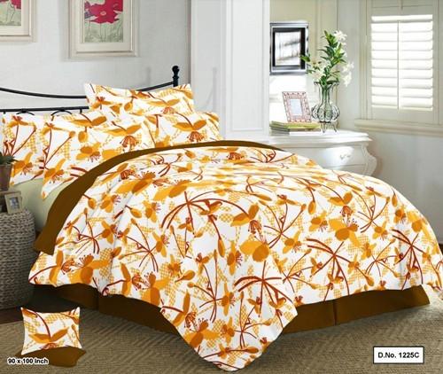 Block Print Bedsheet