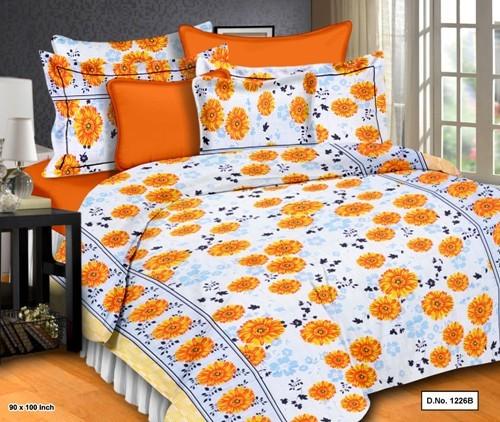Block Print Bed sheets