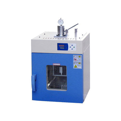 Rubber weiss plasticity test machine