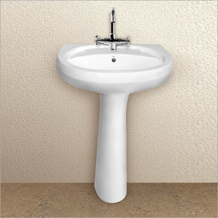 Pedestal With Basin