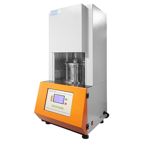 Rubber without rotor rheometer