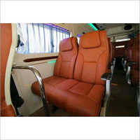 Tempo Traveller Push Back Seat