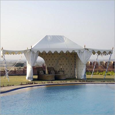 Hotel Cabana Tent Shade