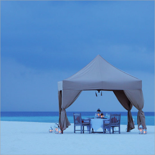 Special Dining Beach Tent