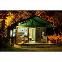 Forest Or Jungle Tent