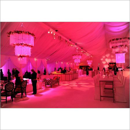 Decorative tent
