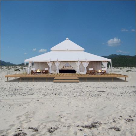 Jain Luxury Tent