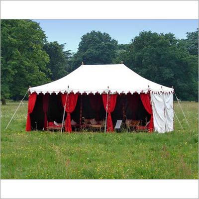 Luxury Wedding Canvas Tent