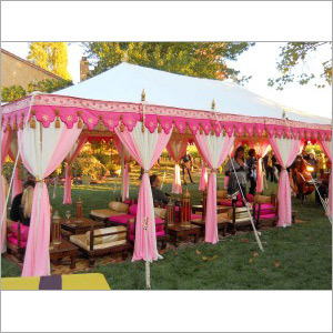 Maharaja Wedding Tent