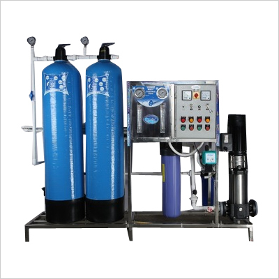 Industrial Ro System (500 LPH)