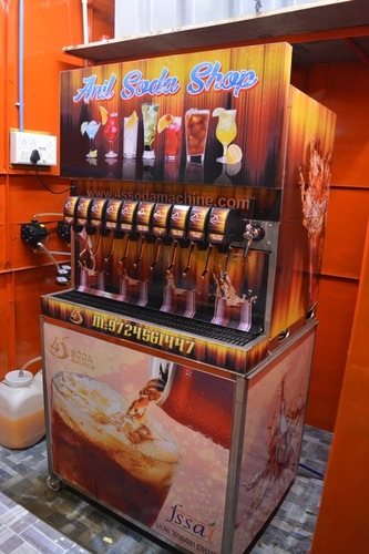 10+2 Soda Machine