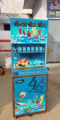 6 Flavour Soda Fountain Machine