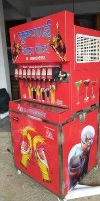 Stylish Soda Fountain Machine