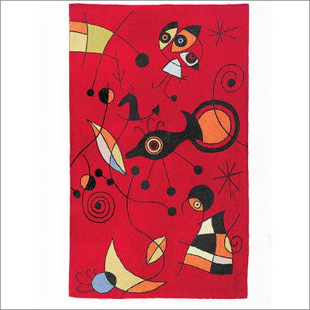 Kandinsky Style Carpets
