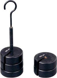 Slotted Weight (Iron powder coated)