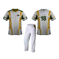 Cricket Uniform White