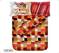 Cotton bed linen set