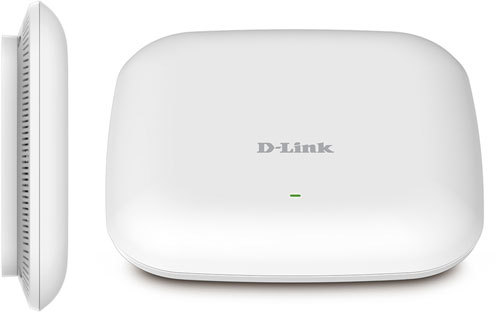 WIRELESS AC1200 CONCURRENT DUAL BAND POE ACCESS POINT