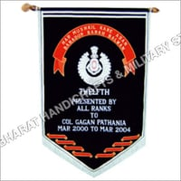 Jack Riffle Embroidery Banner