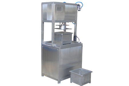 Pneumatic Paneer Making Machine