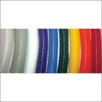 corrugated flexible color pipes