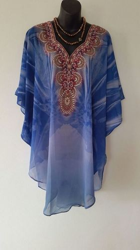 Digital Print Women Kaftan