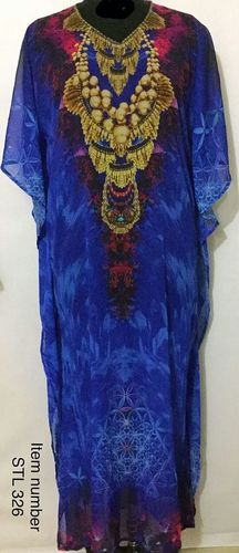 Beachwear Wrap Kaftan