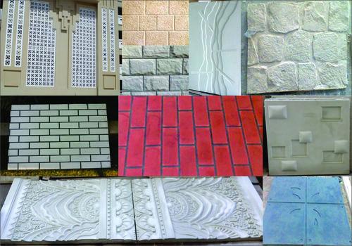 GRC (Glass Reinforced Cement)