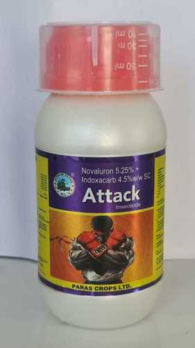 Novaluron 5.25% + Indoxacarb 4.5% SC