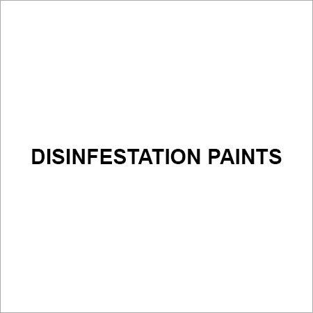 Disinfestation Paints
