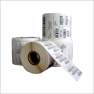 Barcode Stickers Rolls